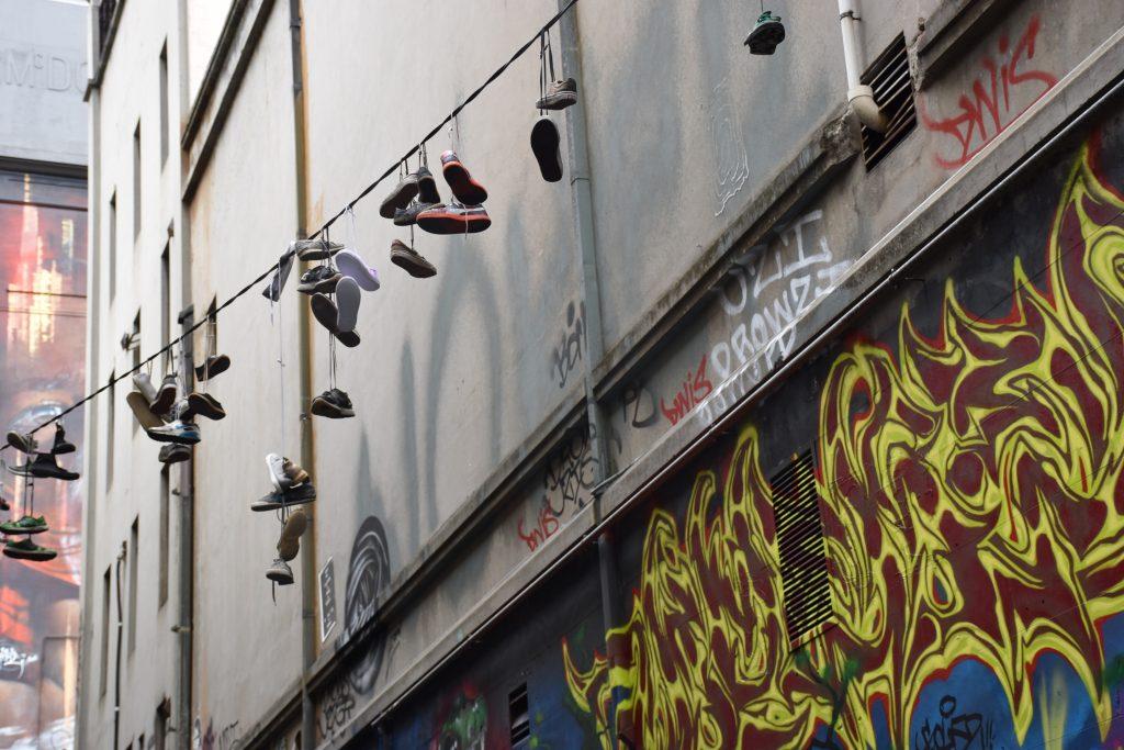 Hosier Lane Melbourne Art
