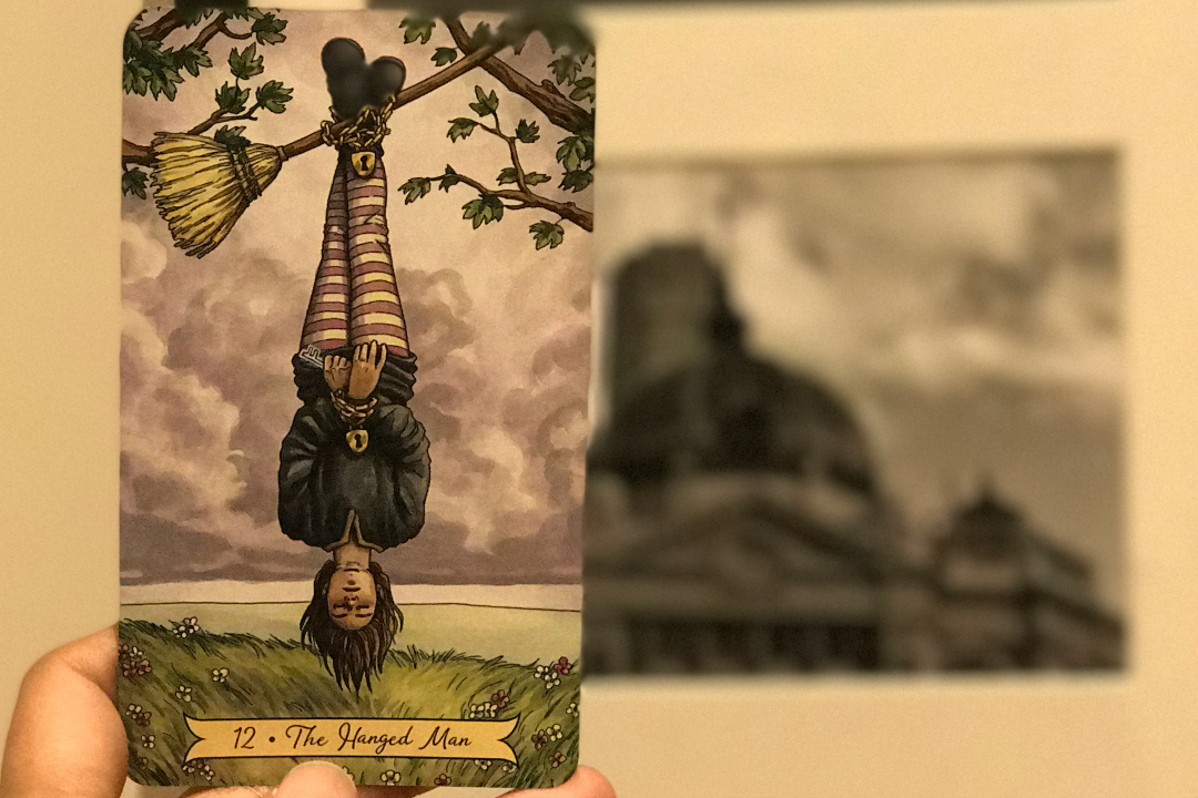 The Hanged Man Silly Way