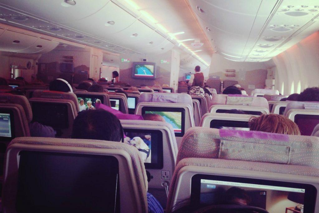 Plane Prayer