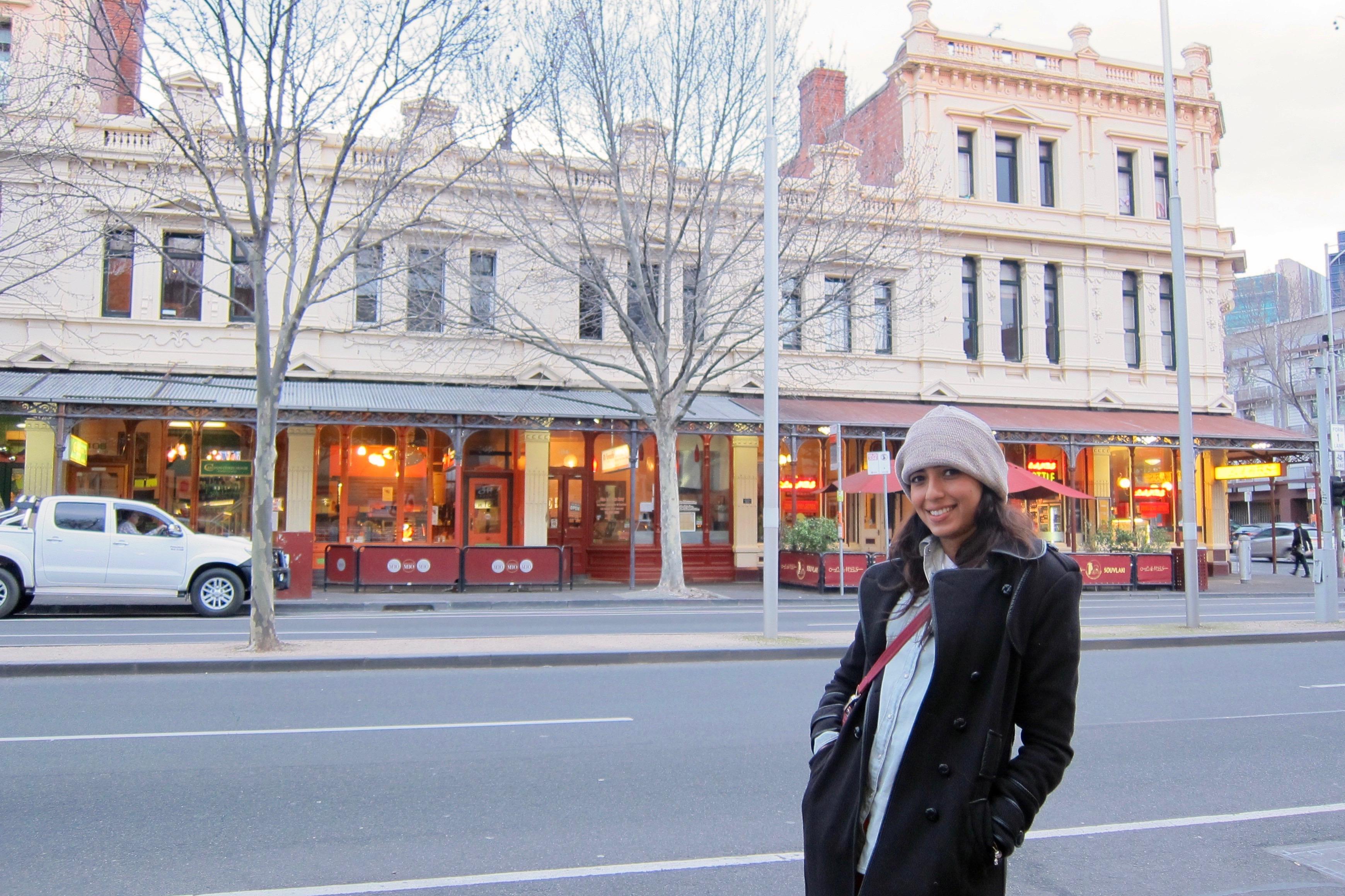 Melbourne Diary