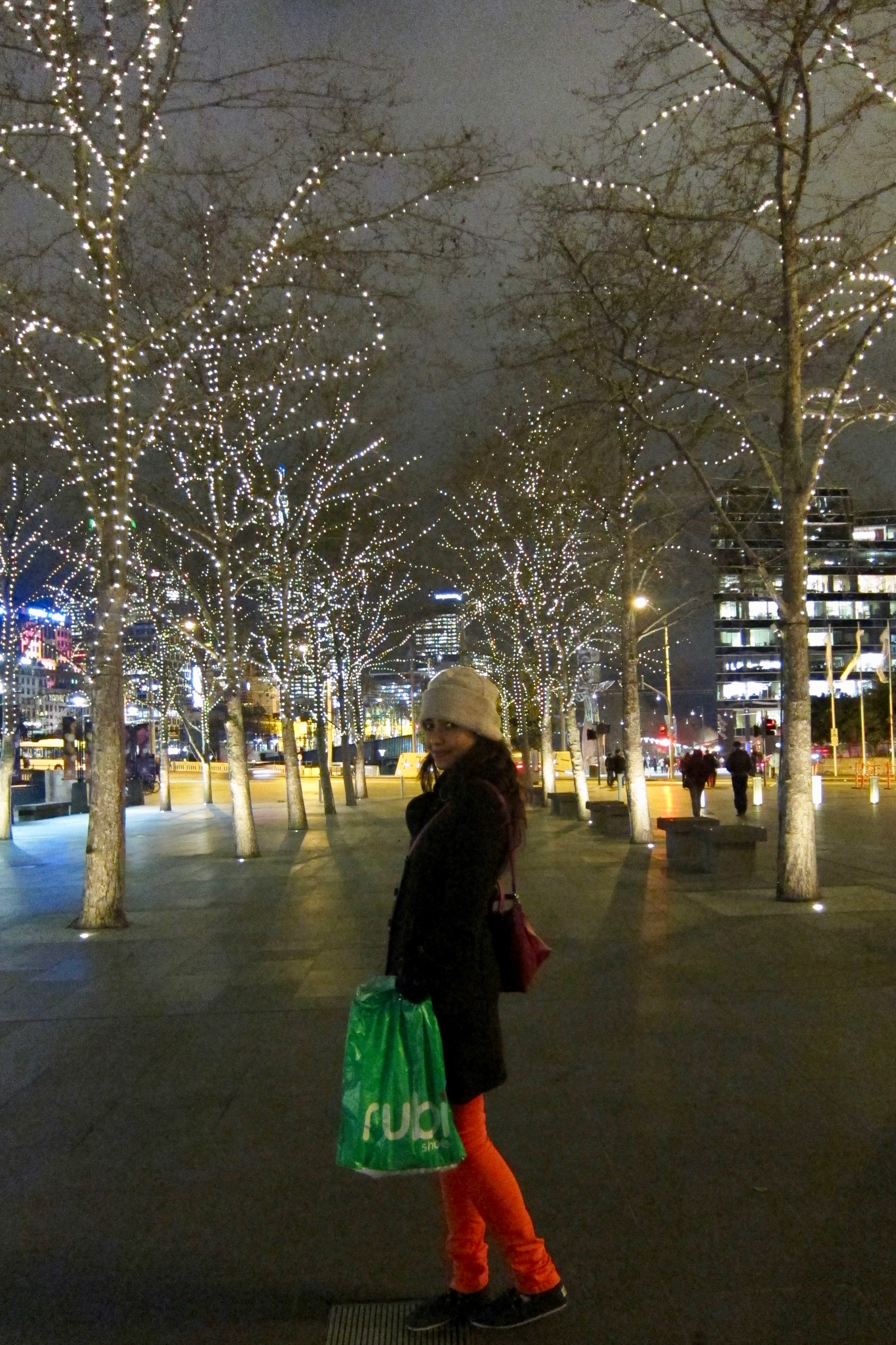 Melbourne Diary Southbank