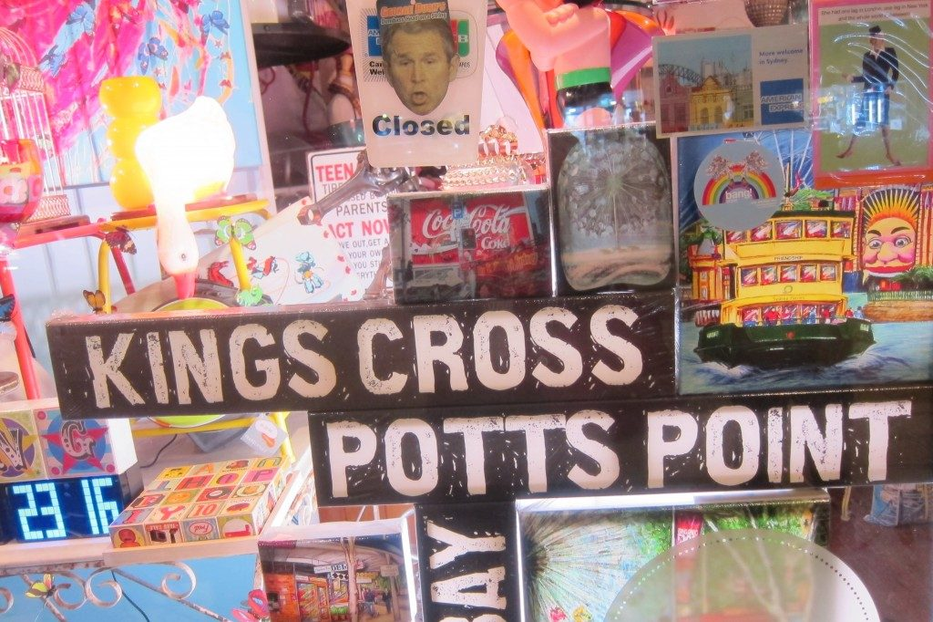 Kings Cross I Hate Sydney