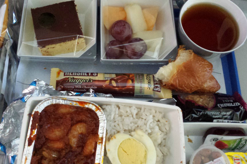Airline Dining