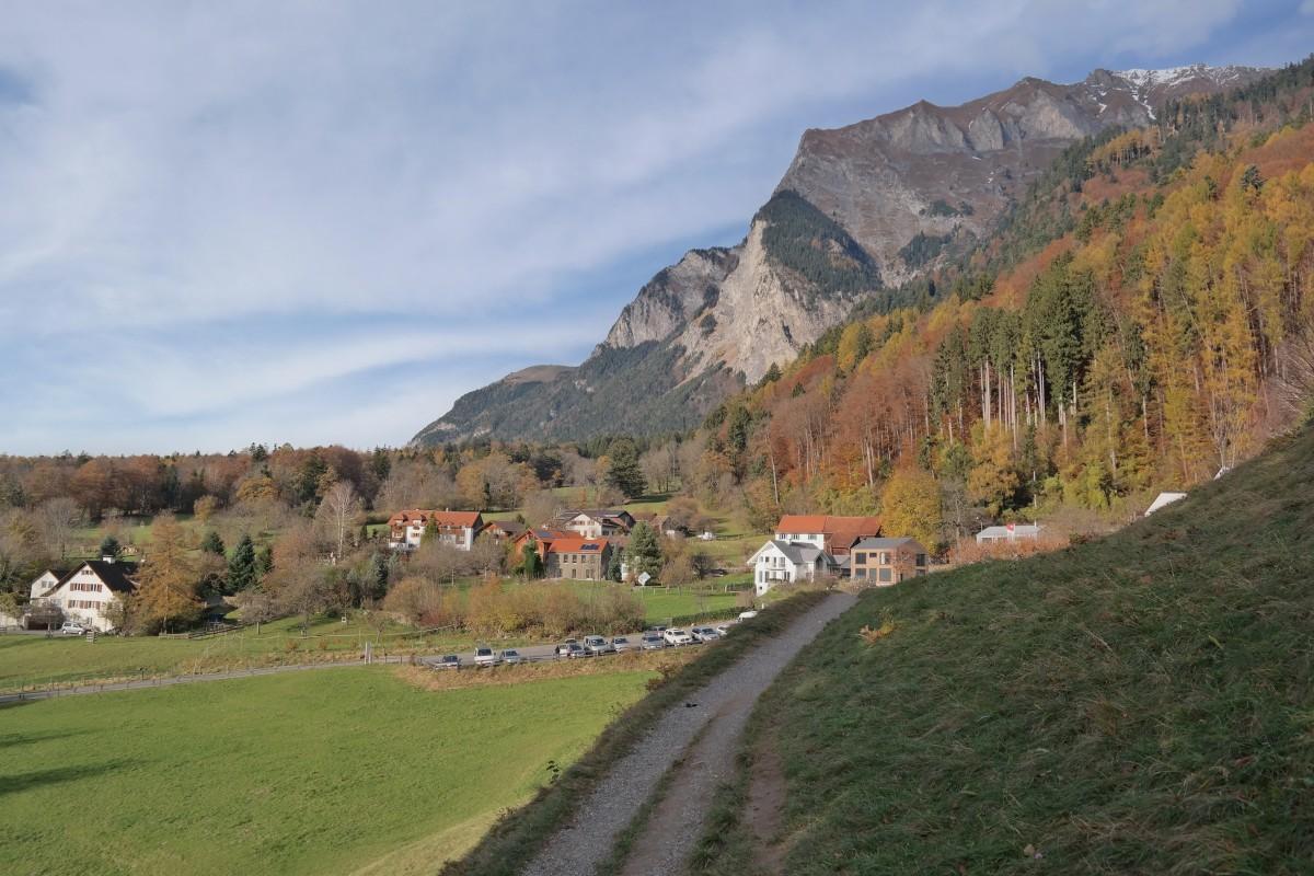 Heidiland Mountain
