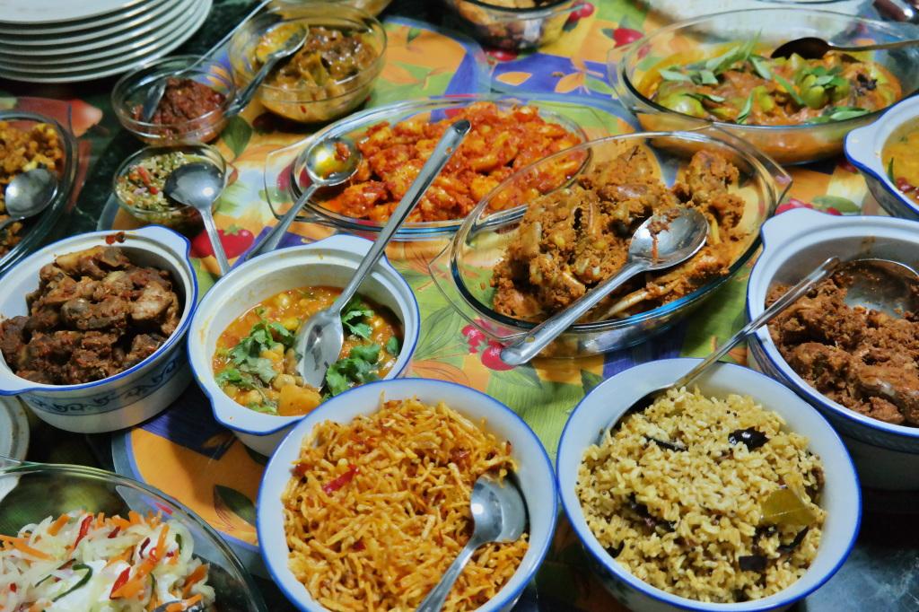 Diwali Lunch