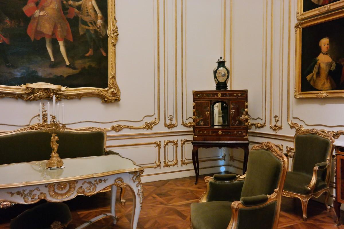Schonbrunn Palace Austria