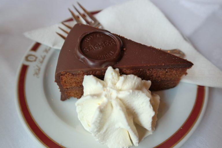 Sacher Torte Austria
