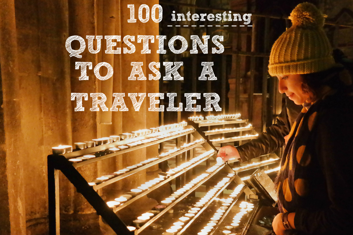 Ask A Travel Blogger