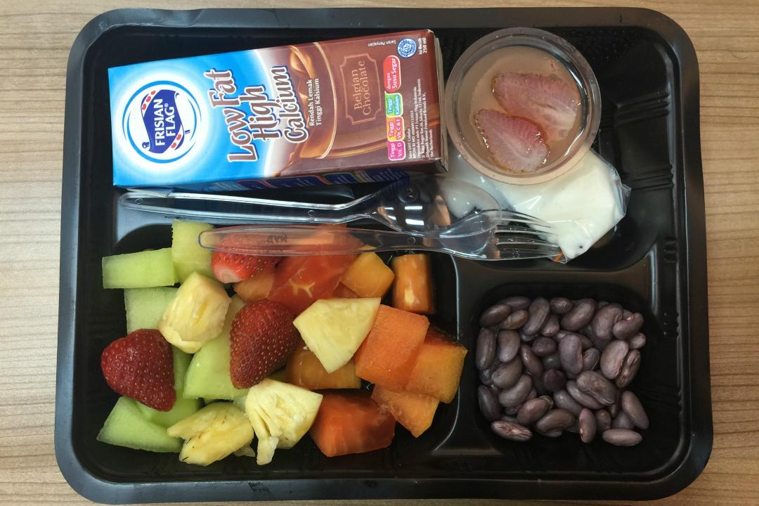 Diet Mayo Indonesia expat