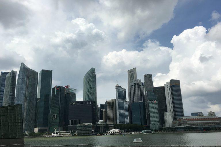 I Love Singapore CBD