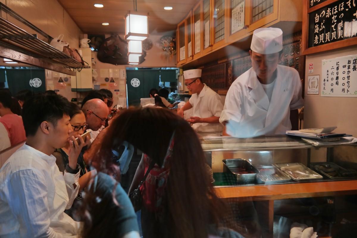 Sushi Dai Japan