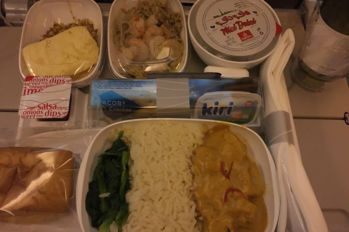 Emirates-Airline Dining