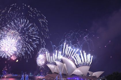 Happy New Year From Sydney