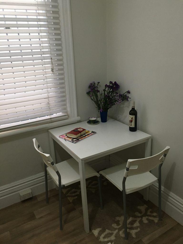 Sydney apartment kitchen