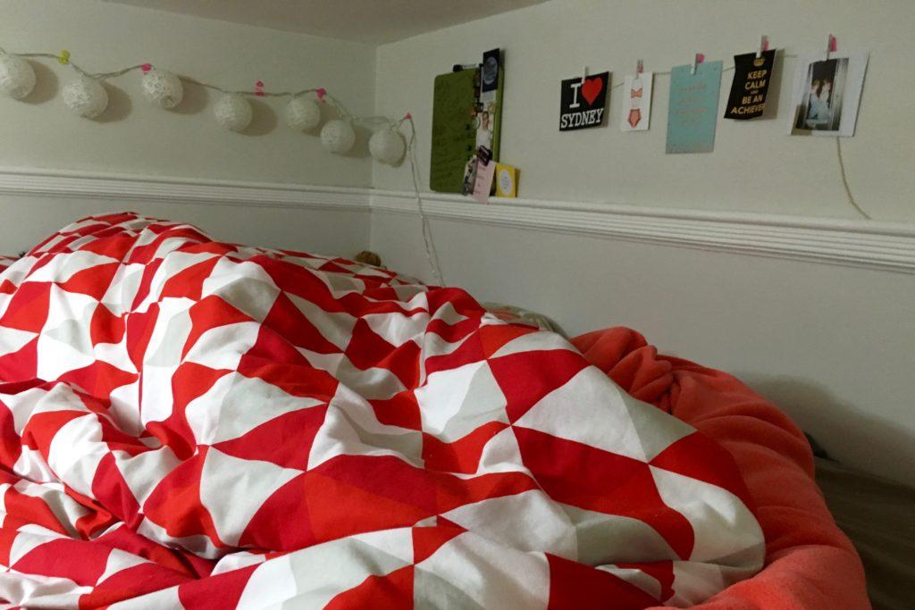 Sydney Apartment bedroom
