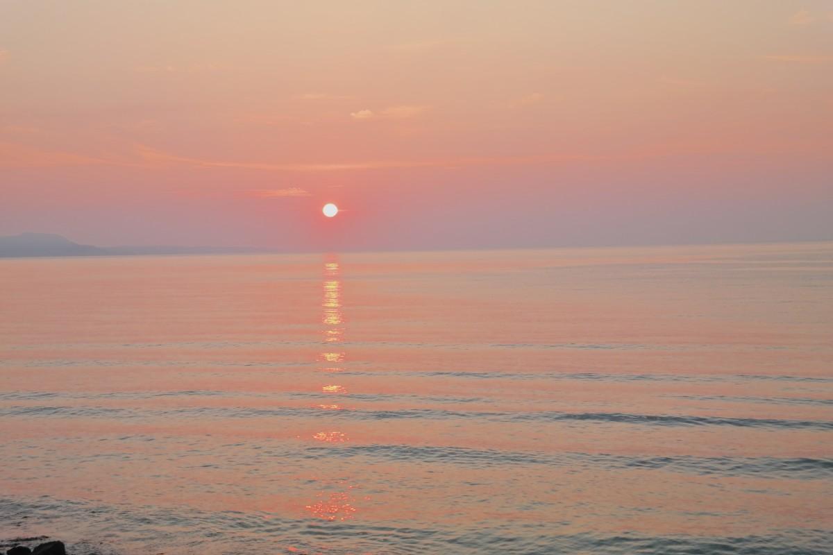 Otaru sunset