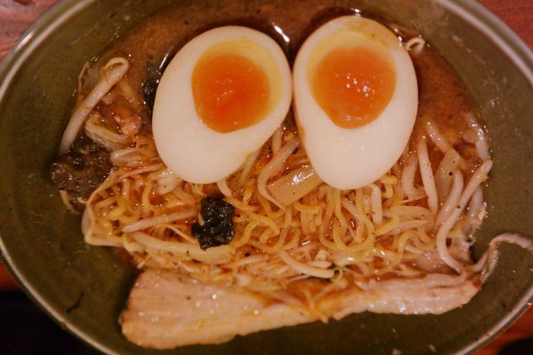 Ramen Japanese food