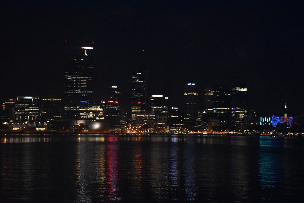 Perth Itinerary