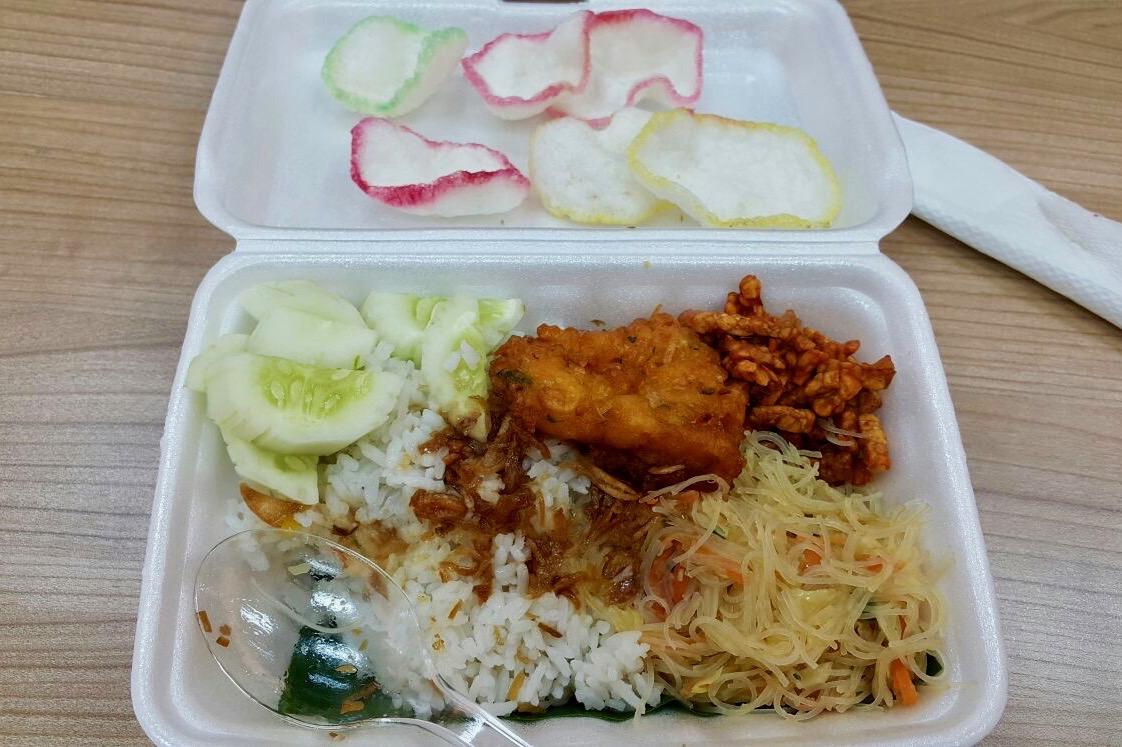 Indonesia nasi uduk