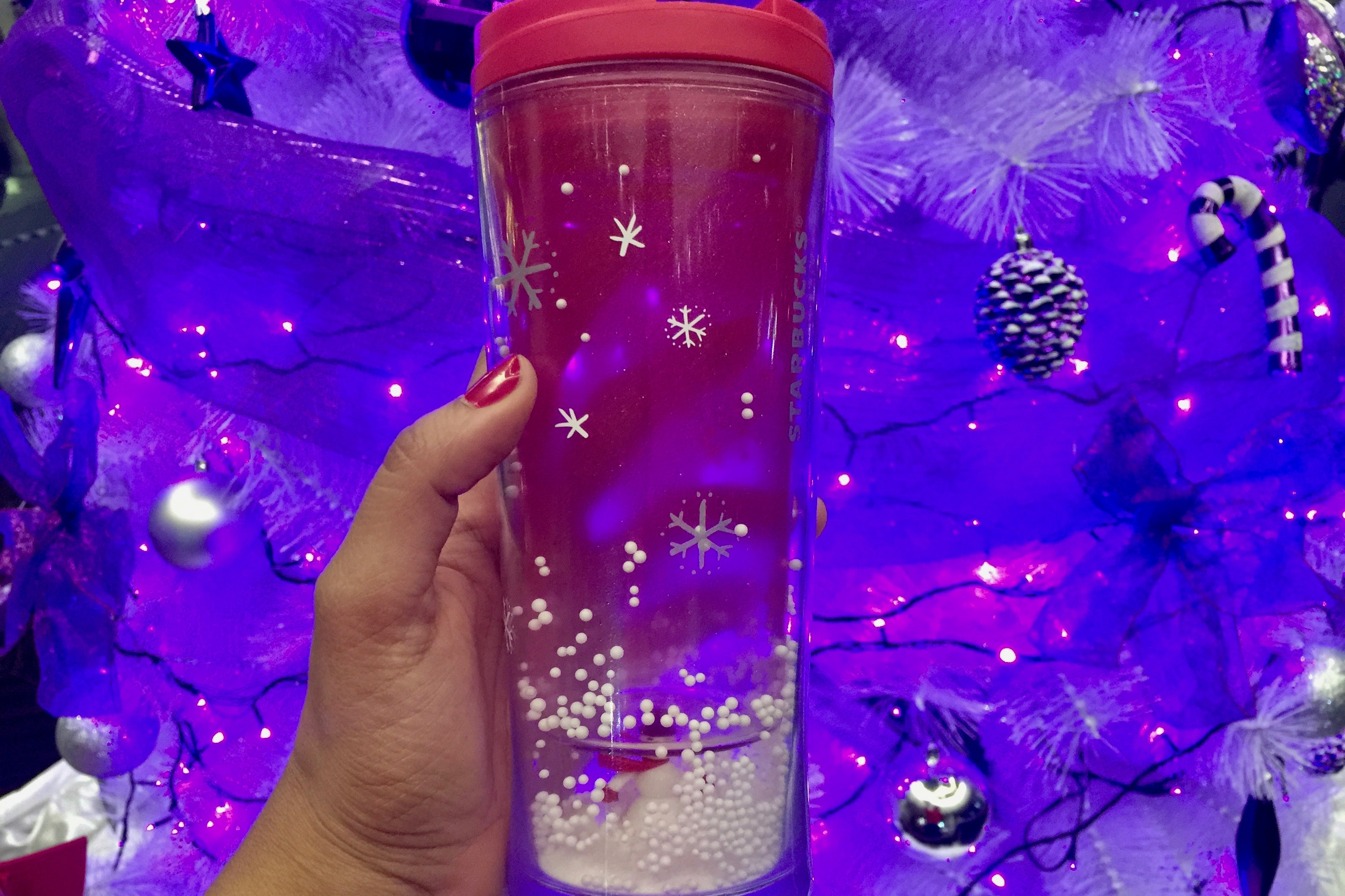 Christmas Gift Starbucks Tumblr