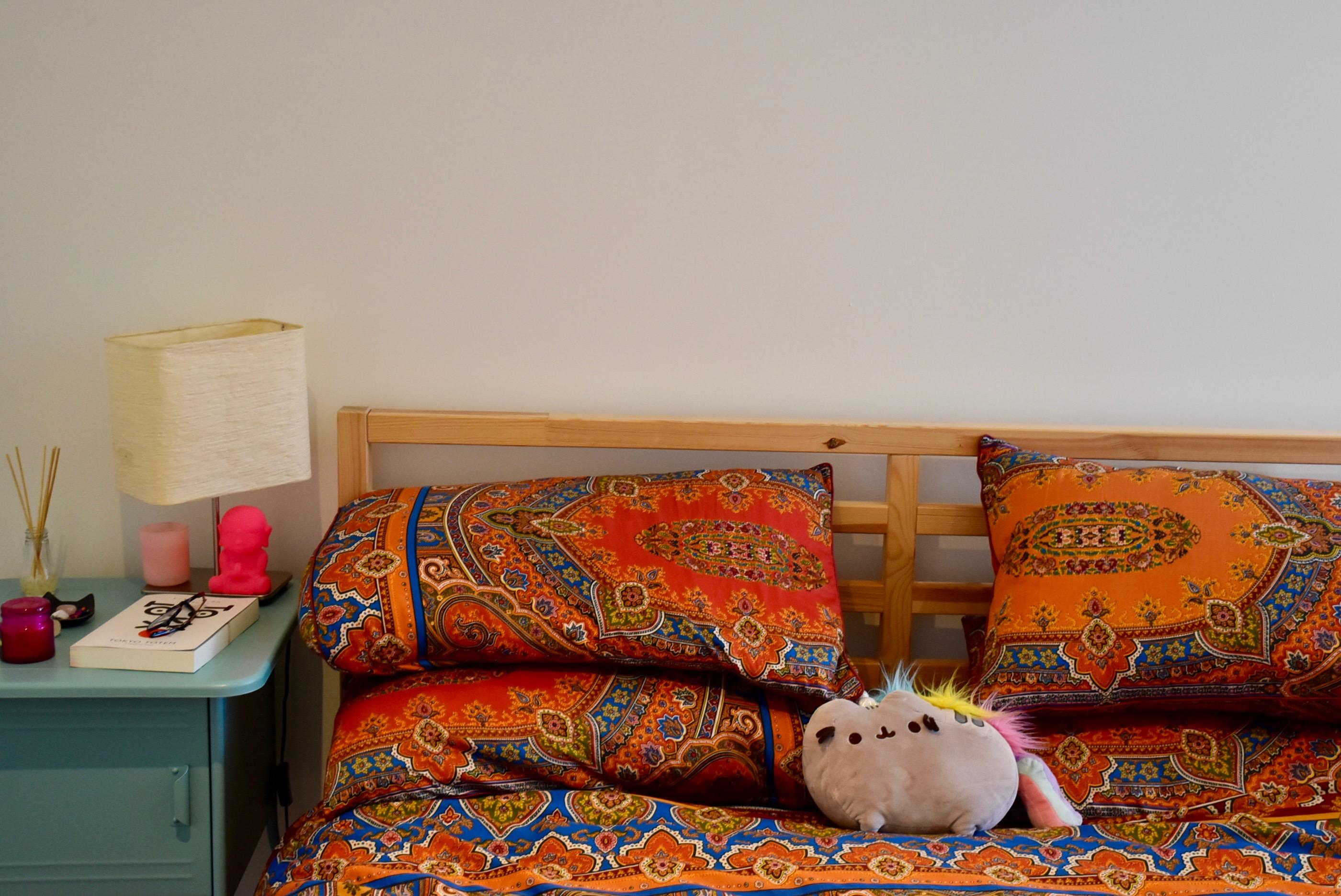 The Burrow Bedroom