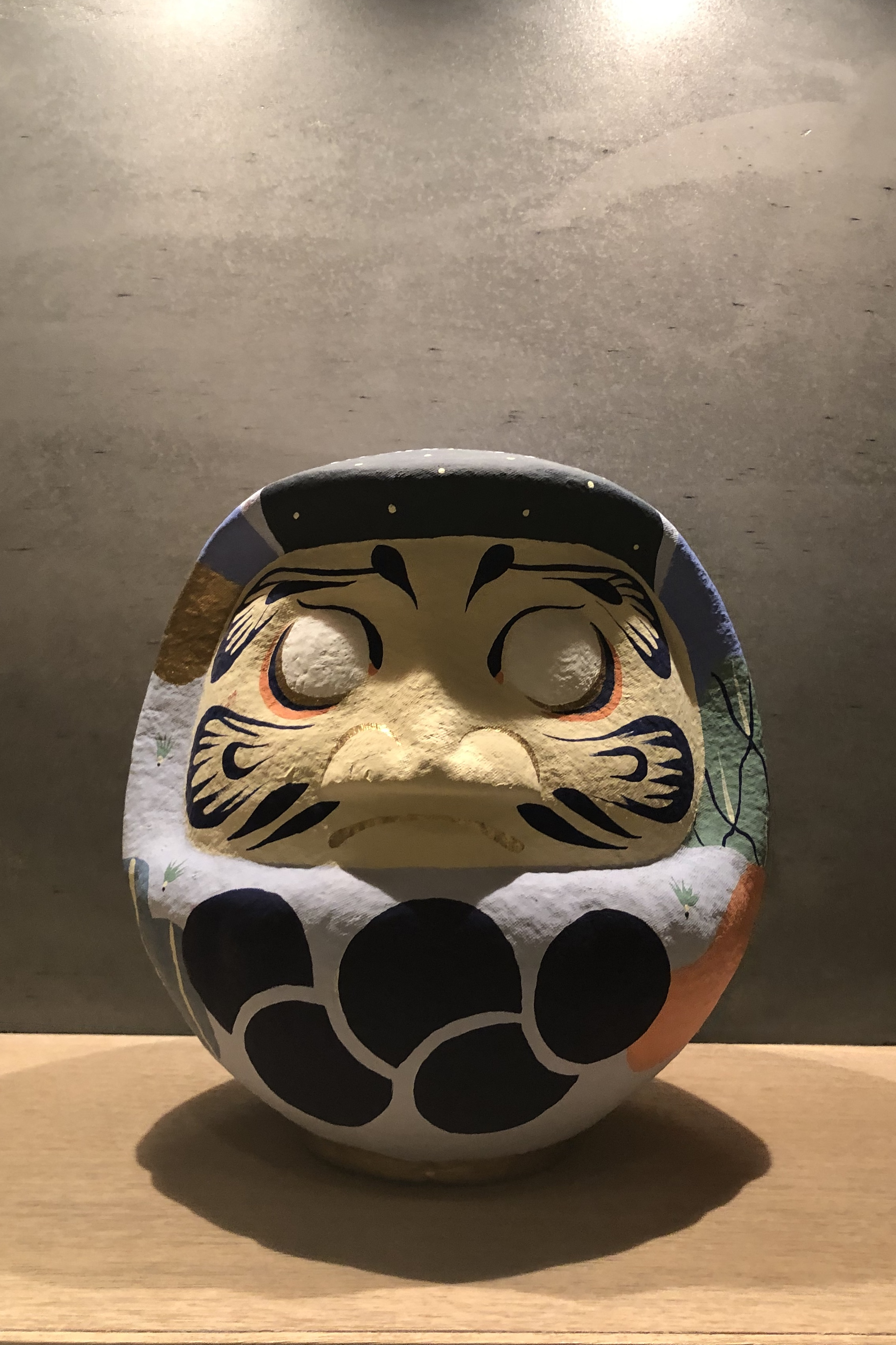 Daruma Doll Believed To Grant Wishes in Japanese Culture